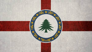 FALLOUT: Flag of the New England Commonwealth