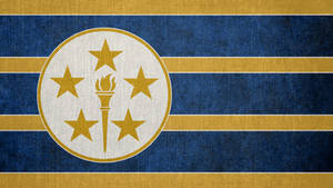 FALLOUT: Flag of the Great Midwest Commonwealth by okiir