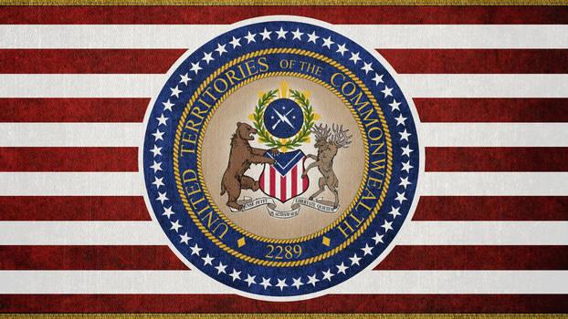 FALLOUT: Governmental Flag of the UTC