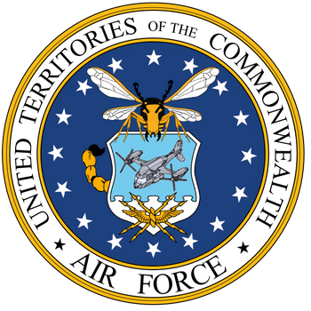 FALLOUT: Seal of the UTC Air Force