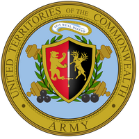 FALLOUT: Seal of the UTC Army by okiir