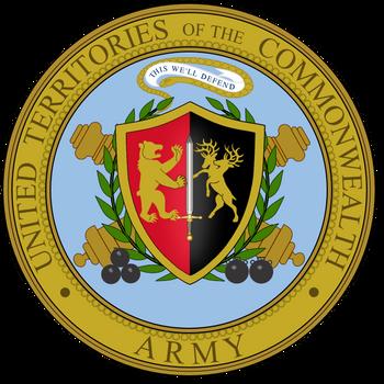 FALLOUT: Seal of the UTC Army