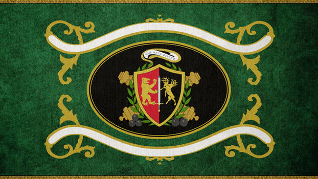 FALLOUT: Flag of the UTC Army