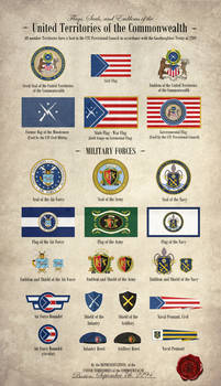 Flags, Seals, and Emblems of the UTC
