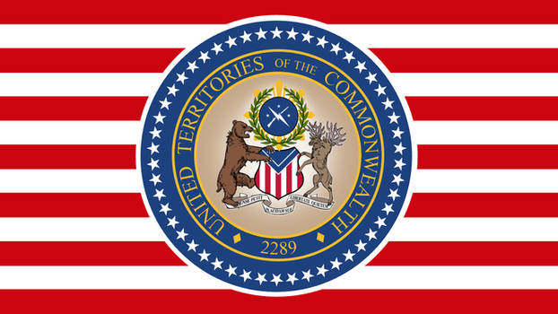 FALLOUT: Governmental Flag of the UTC (clean)