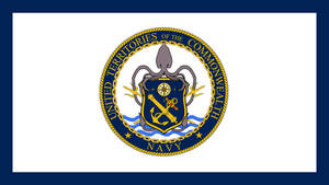 FALLOUT: Flag of the UTC Navy (simple)