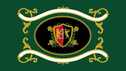 FALLOUT: Flag of the UTC Army (simple)