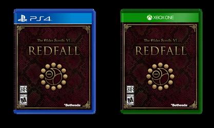 The Elder Scrolls VI: Redfall - Game Covers by okiir
