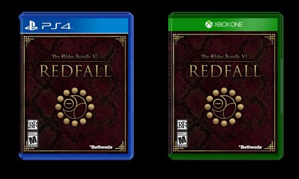 The Elder Scrolls VI: Redfall - Game Covers