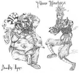 Musicians... by Sir-Pumpkinhead