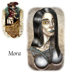 Mora by Sir-Pumpkinhead