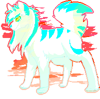 Art trade~Whyyoustealmycookie by DragonWarriorCat