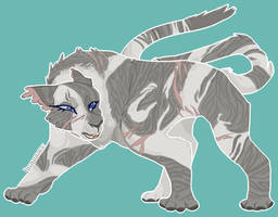 Ivypool | Fanart by DragonWarriorCat