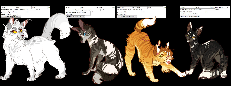 Warrior Cat Names With Mocha