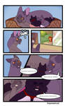 Sunshine and Darkness   Proluge Page 1