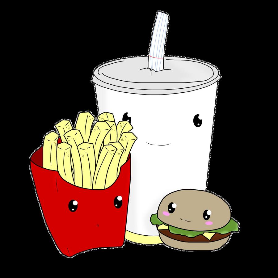 Teen Fast Food
