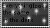 Same in the Dark Stamp by Crystalstar1001