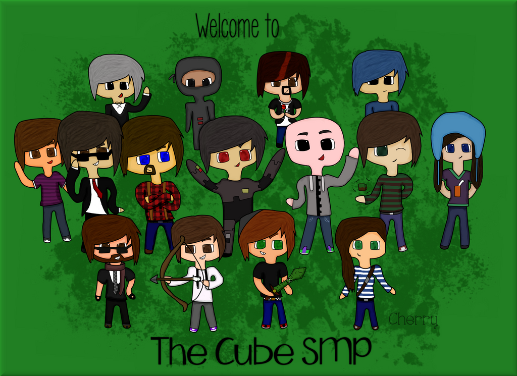 The Cube SMP by Crystalstar1001