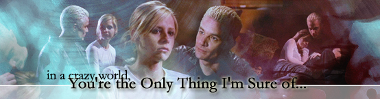 Spuffy Banner - Only One by artbykt