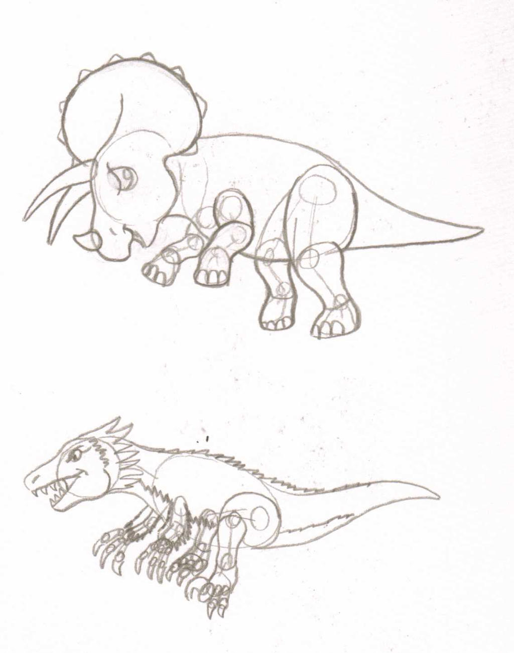 Pin troodon coloring page on pinterest for Troodon coloring page