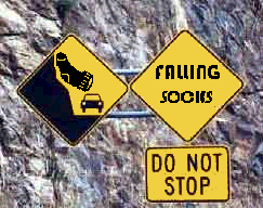 Interesting Road Sign by genex