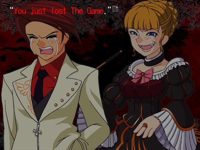 You Just Lost Umineko by genex on DeviantArt