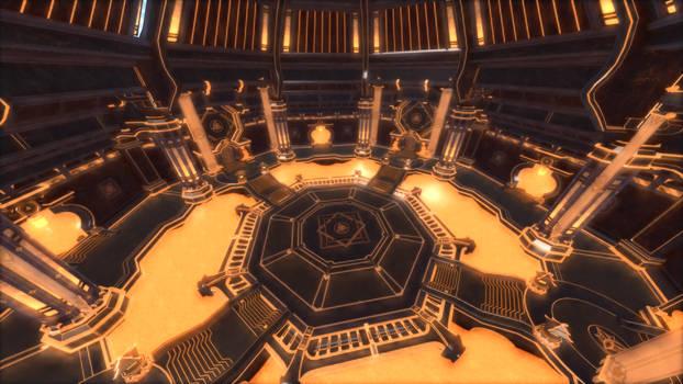 Golden House stage H1.3.5 MMD DL