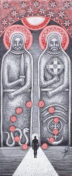 Perun and Khors