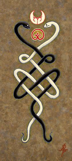 Snakeknot by Sukharev