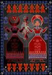 The Marakata (in slavic style)