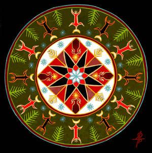 The August Mandala
