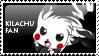 Kilachu Stamp by Kilala04