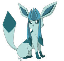 Glaceon by Kilala04