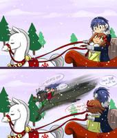 FE: Happy Holidays by Kilala04
