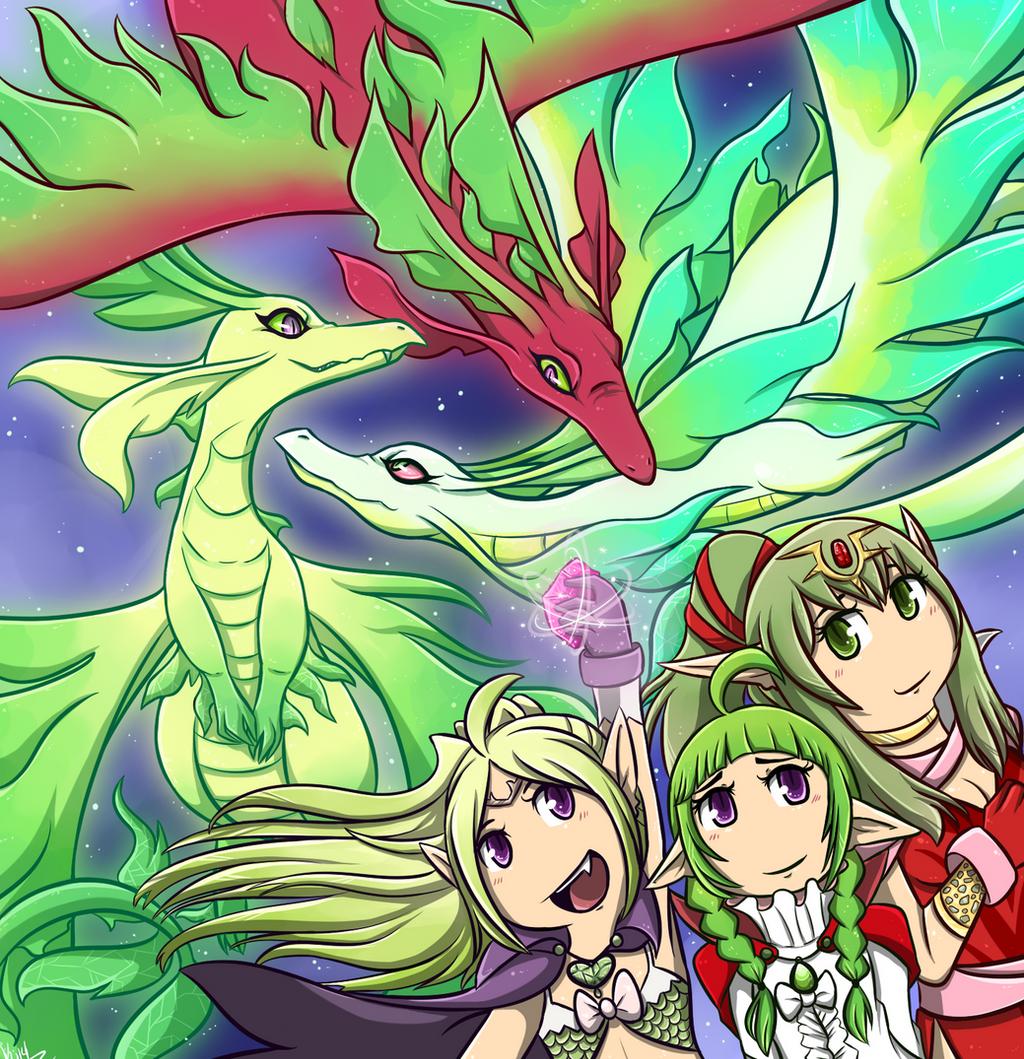 FE-You like dragons? by Kilala04 on DeviantArt