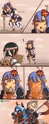 FE-Vow of friendship by Kilala04