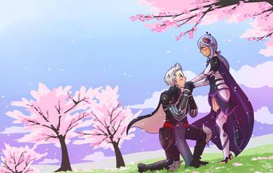 FE- Spring by Kilala04