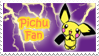 Pichu Stamp'd by Kilala04