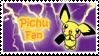 Pichu Stamp'd by Kilala04