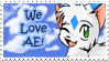 Ae Stamp'd by Kilala04