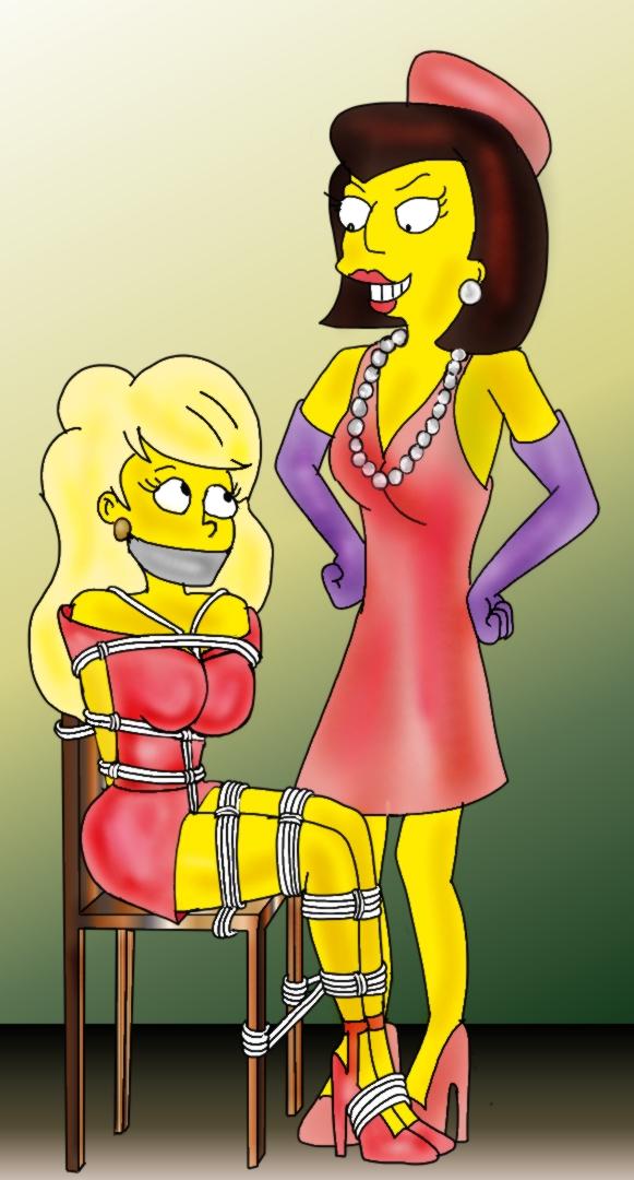 Mrs.and the Mistress by napoleonxvi