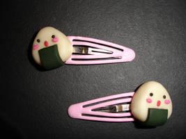Onigiri clips