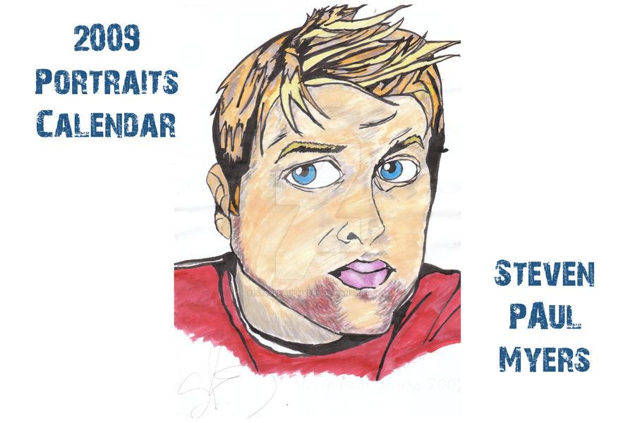 2009 Portrait Calendar by StevePaulMyers