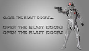 Open the Blast Doors by StevePaulMyers