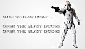 Close the Blast Doors by StevePaulMyers