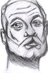 Bill Murray Sketch