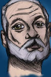Bill Murray sketch in full Colour