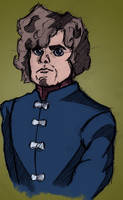 Tyrion Lannister Colour by StevePaulMyers