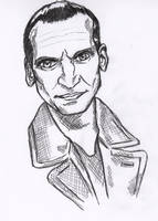 Christopher Eccleston by StevePaulMyers