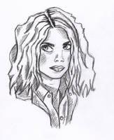 Billie Piper by StevePaulMyers
